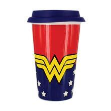 Tazza Da Viaggio Dc Comics. Wonder Woman