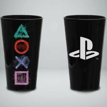Bicchiere Playstation. Buttons