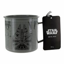 Tazza Metallica Star Wars