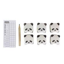 Posing Pandas