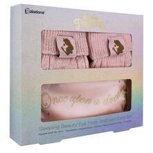 Sleeping Beauty Eye Mask And Bed Sock Set