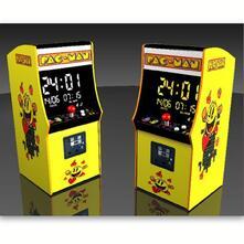 Orologio Sveglia Pac-Man. Arcade