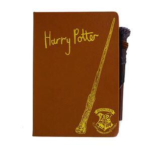 Quaderno+Bacchetta Magica Harry Potter