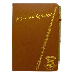 Quaderno+Bacchetta Magica Harry Potter. Hermione