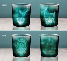 Set 2 Bicchieri Harry Potter. Patronus Drinking