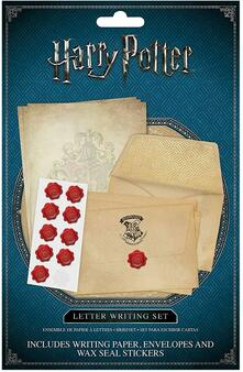 Set Scrittura Harry Potter. Hogwarts
