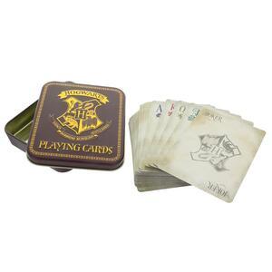 Carte Da Gioco Harry Potter. Hogwarts V2