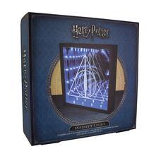 Lampada Harry Potter. Deathly Hallows Infinity Light