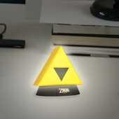 Idee regalo Lampada Zelda. Triforce 3D TimeCity