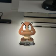 Lampada Nintendo. Goomba 3D