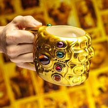 Tazza Sagomata Marvel. Avengers. Infinity Gauntlet