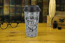 Tazza Da Viaggio Harry Potter. Hogwarts Plastic
