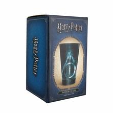 Bicchiere Harry Potter. Deathly Hallows