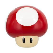 Barattolo Per Biscotti In Ceramica Nintendo: Super Mario Super Mushroom