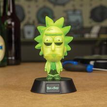 Lampada Rick And Morty. Rick Icon Limited Edition
