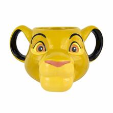 Simba Shaped Mug