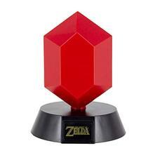 Zelda: Red Rupee Icon Light