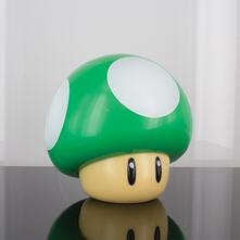 Mario: 1Up Mushroom Icon Light