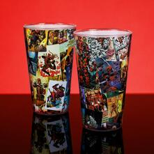Deadpool Glass