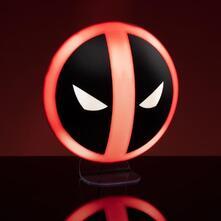 Deadpool Logo Light