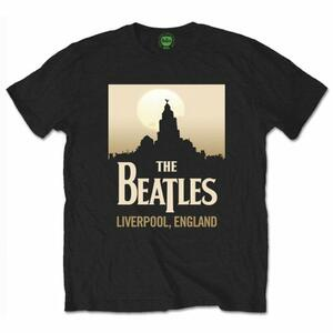 T-Shirt The Beatles Men's Tee: Liverpool England