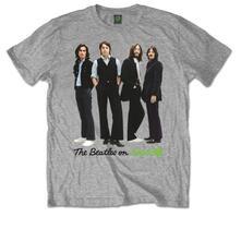 T-Shirt The Beatles Men's Tee: Iconic Colour