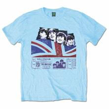 T-Shirt The Beatles Men's Tee: Shea Stadium