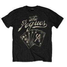 T-Shirt unisex The Pogues. Ace