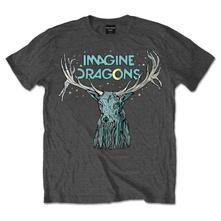 T-Shirt Imagine Dragons Men's Tee: Elk In Stars