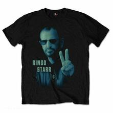 T-Shirt Ringo Starr Men's Tee: Colour Peace