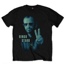 T-Shirt Ringo Starr Men's Tee: Colour Peace