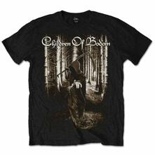 T-Shirt Children Of Bodom Men's Tee: Death Wants You