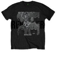 T-Shirt The Beatles Men's Tee: Reverse Revolver