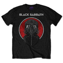T-Shirt unisex Black Sabbath. Live 14