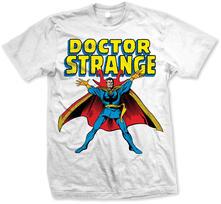 T-Shirt unisex Marvel Comics. Doctor Strange Bianco