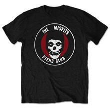T-Shirt unisex Misfits. Original Fiend Club