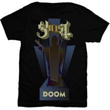 T-Shirt unisex Ghost. Doom