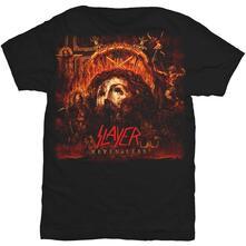 T-Shirt Slayer Repentless Mens Blk
