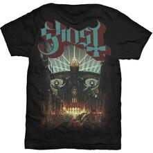 T-Shirt Ghost Meliora Mens Blk