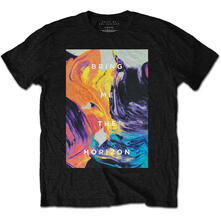 T-Shirt Bring Me The Horizon Mens Tee: Painted