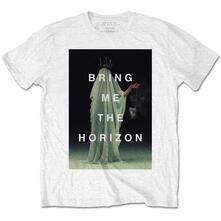 T-Shirt Bring Me The Horizon Mens Tee: Cloaked