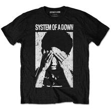 T-Shirt unisex System of a Down. See No Evil