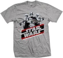 T-Shirt Star Wars Mens Tee: Episode Vii Phasma