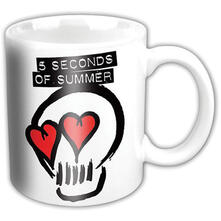 Tazza 5 Seconds of Summer. Logo