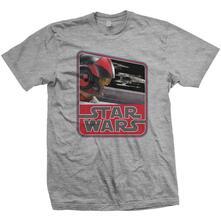T-Shirt Star Wars Mens Tee: Episode Vii Dameron Vintage