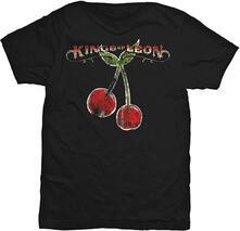T-Shirt unisex Kings of Leon. Cherries
