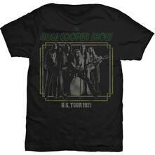T-Shirt unisex Alice Cooper. Us Tour 1971