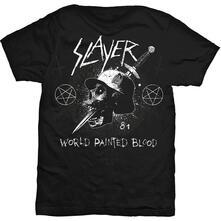 T-Shirt unisex Slayer. Dagger Skull