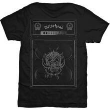 T-Shirt unisex Motorhead. Amp Stack