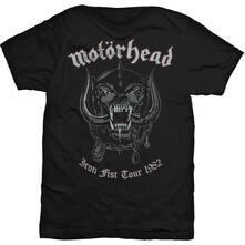 T-Shirt unisex Motorhead. War Pig
